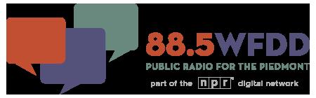 88.5 WFDD  logo