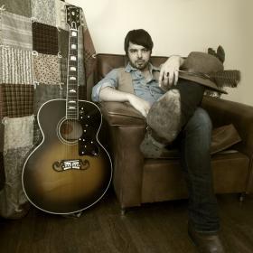 Singer/songwriter Caleb Caudle