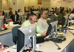 Call Centers are booming in the Triad.