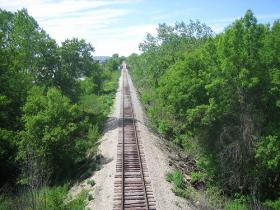 The NCDOT is looking at new technology that detects activity on railroad tracks.