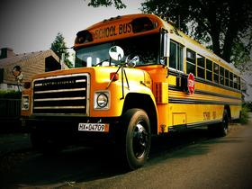 Yadkin County School System has a fleet of 63 buses.