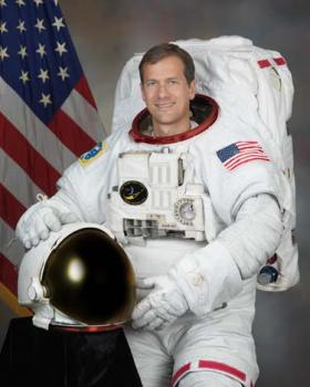 Astronaut Thomas H. Marshburn, mission specialist