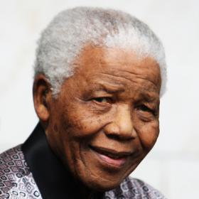 Nelson Mandela served 27 years of a life prison sentence for opposing South Africa's Apartheid policy