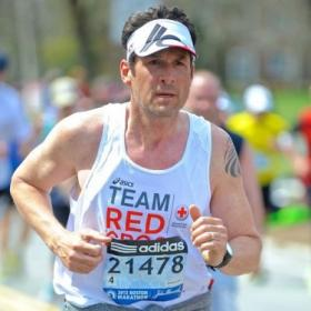 On April 21, Craig Spinale will compete in the 2014 Boston Marathon. Last year, he was turned away less than a mile from the finish line after two bomb explosions. Three people died, 260 were injured.