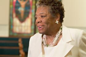 Dr. Maya Angelou believed each person has a purpose. She hoped her writings added sparks of encouragement as they discovered that purpose.