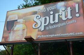During the 2014 Primary, Rockingham County voters approved two liquor referendums that allow mixed drink sales and the operation of ABC stores.