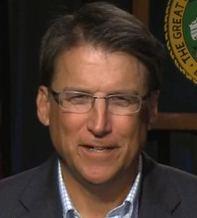 Governor McCrory