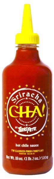 CHA!, the newest sauce to bear the Texas Pete name. The Winston-Salem based company's products can be found on store shelves across the United States and in 22 countries.