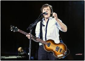 "Greensboro, North Carolina will be the final stop for Paul McCartney's ""Out There"" tour in 2014. His October 30th concert will be his first performance in the city."