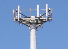 Two cell towers, similar to this one, will be built in Winston-Salem's South and Northeast Wards. Supporters say they will improve customer cell phone coverage. But opponents say they will drive down property value.