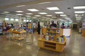 The Forsyth County Central Public Library will undergo a $28 million renovation. During the work, it will close for about two years, beginning in the fall of 2014.