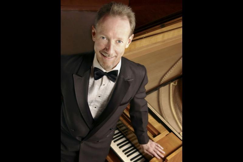 University of North Carolina Greensboro Professor of Music Andrew Willis.