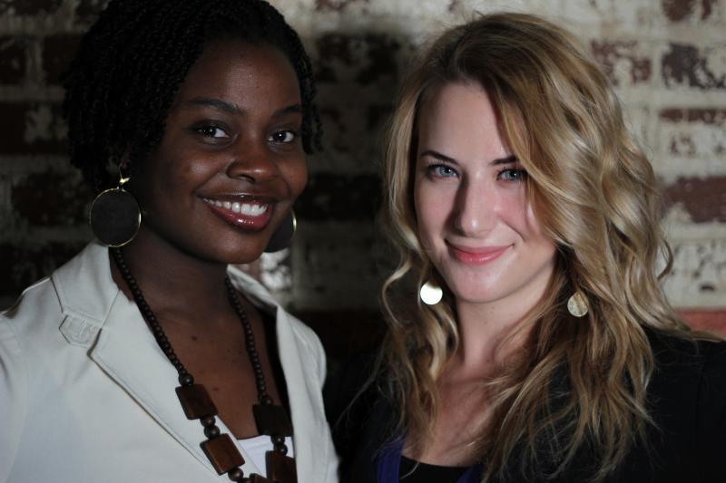 Co-directors Vanessa Moorer and Catherine Weiner