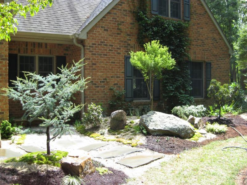 John Newman Garden Design