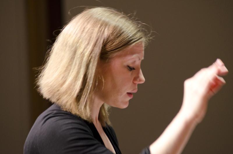 Wendy Looker, Piedmont Chamber Singers Artistic Director.