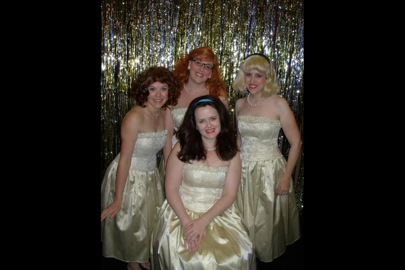 The Marvelous Wonderettes.