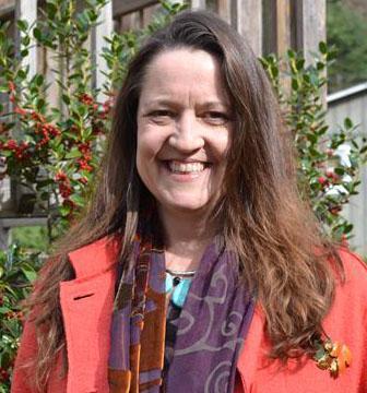 Blue Ridge Parkway Foundation CEO Carolyn Ward.