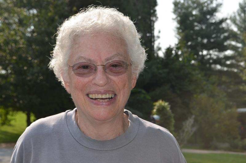 Ellen 'Lennie' Gerber says she's been a social activist all of her life. She's fought for Civil Rights, Women's Rights and for the rights of the LGBT  community.