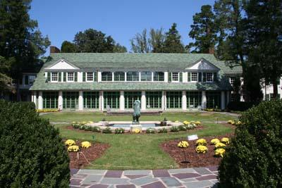The Reynolda House Museum of American Art.
