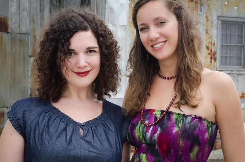Co-owners Emily Stewart and Suzy McCalley