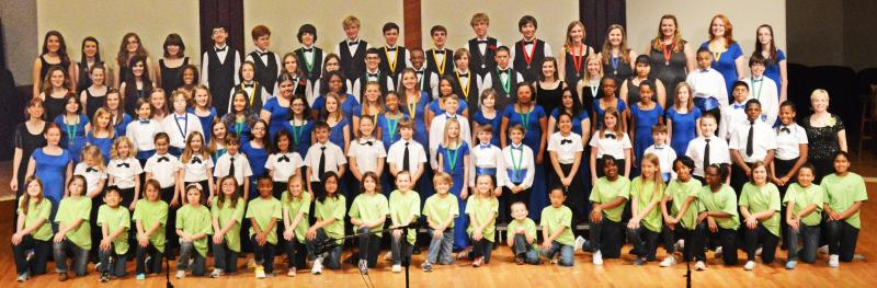 The Winston-Salem Youth Chorus