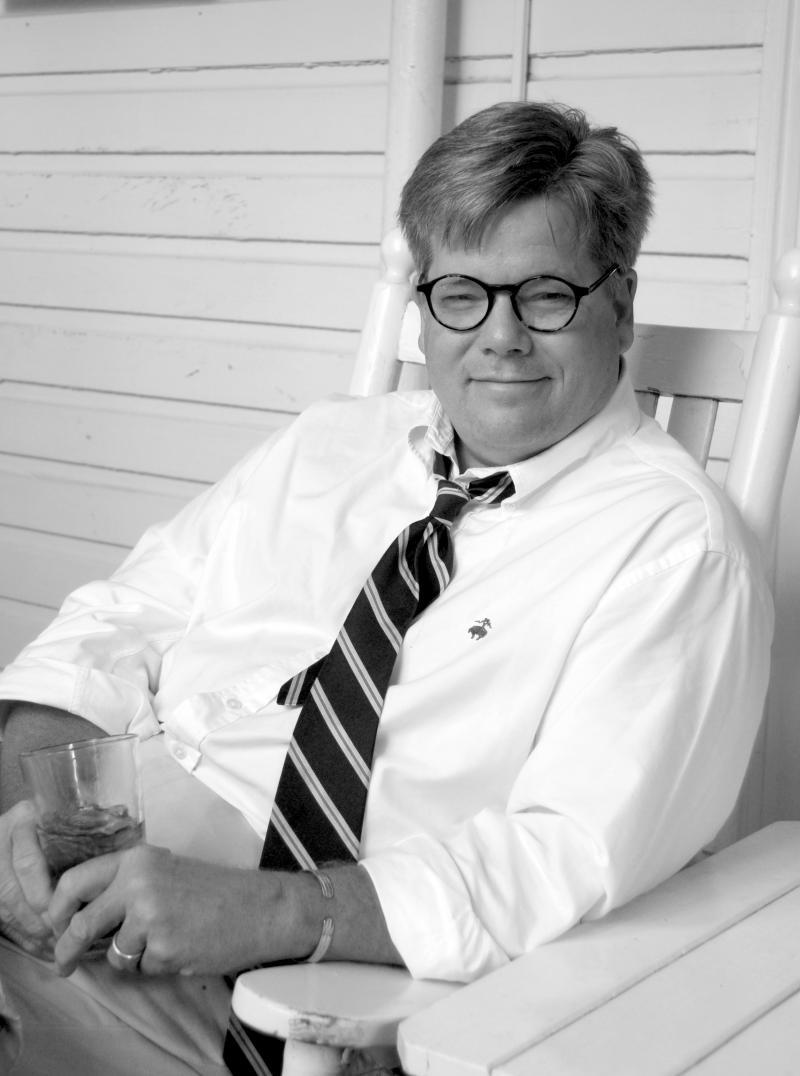O. Henry founding editor Jim Dodson.