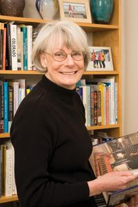 Margaret Supplee Smith is the author of American Ski Resort: Architecture, Style, Experience.