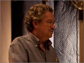 Composer Lee Holdridge.