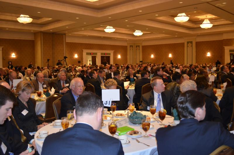 The North Carolina Chambers hosted the 72nd Annual Meeting at the Grandover Resort and Conference Center in Greensboro, NC on March 5, 2014.