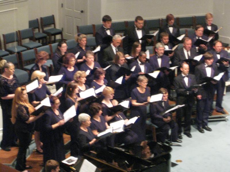 The Kerner Chorale.