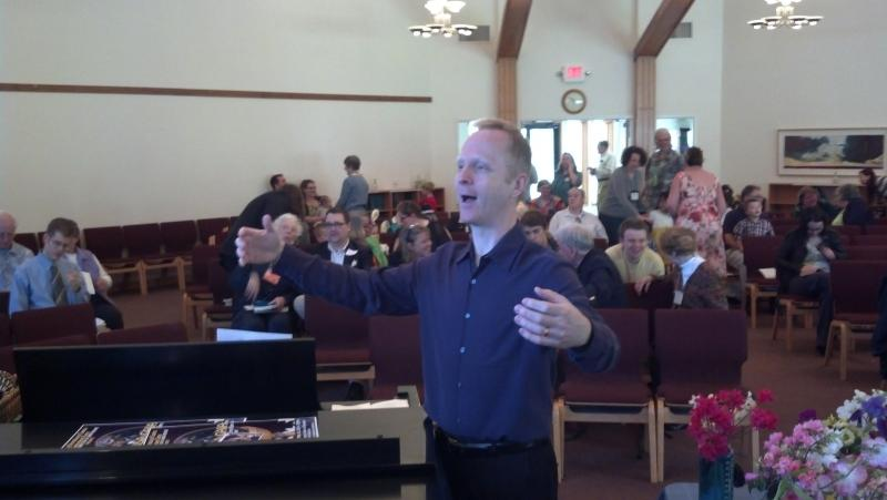 Matt Freundt is Music Director at Unitarian Universalist Church of Greensboro.