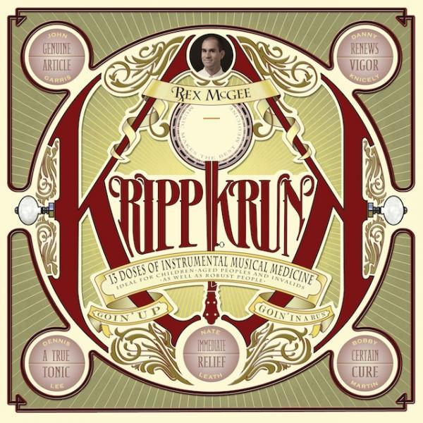 Kripplekrunk CD Cover