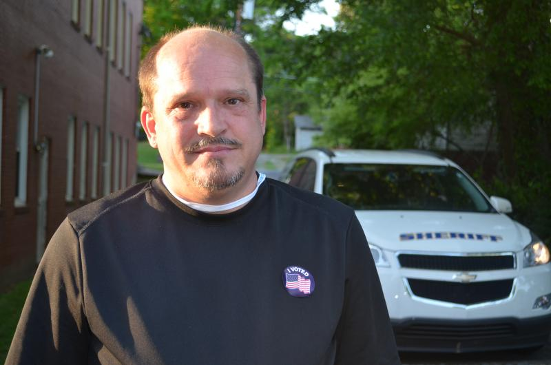 Steve Hyatt lives in NC District 12. He wants a representative who will help ordinary, working people.