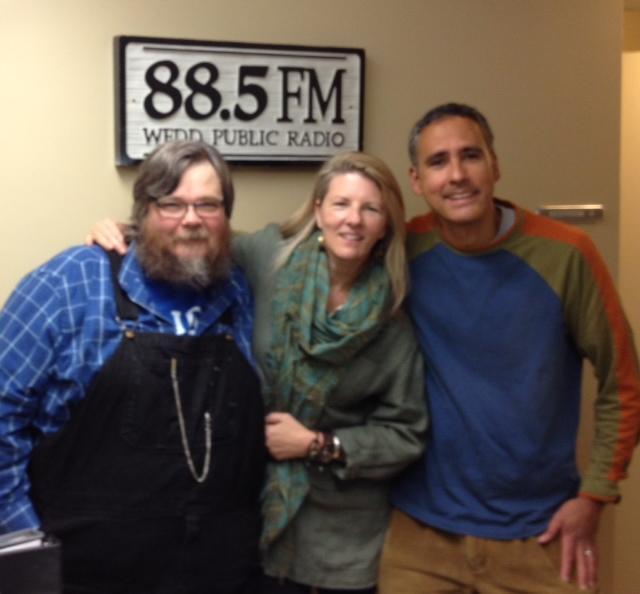 Riley Baugus, Laurelynn Dossett, and David Ford.
