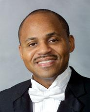 Wake Forest University Professor of Music, Lyric Tenor Richard Heard