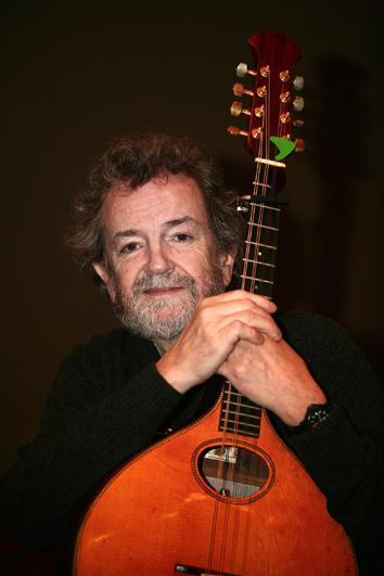 Singer, songwriter, multi-instrumentalist Andy Irvine.