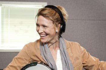 Singer/songwriter Emily Hurd.
