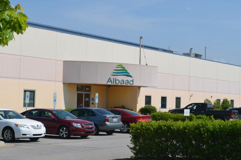 Albaad is an Israeli based company. Albaad USA is in Reidsville. 175 people produce body and face wipes and distributes tampons.