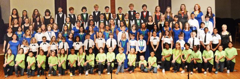 Winston-Salem Youth Chorus