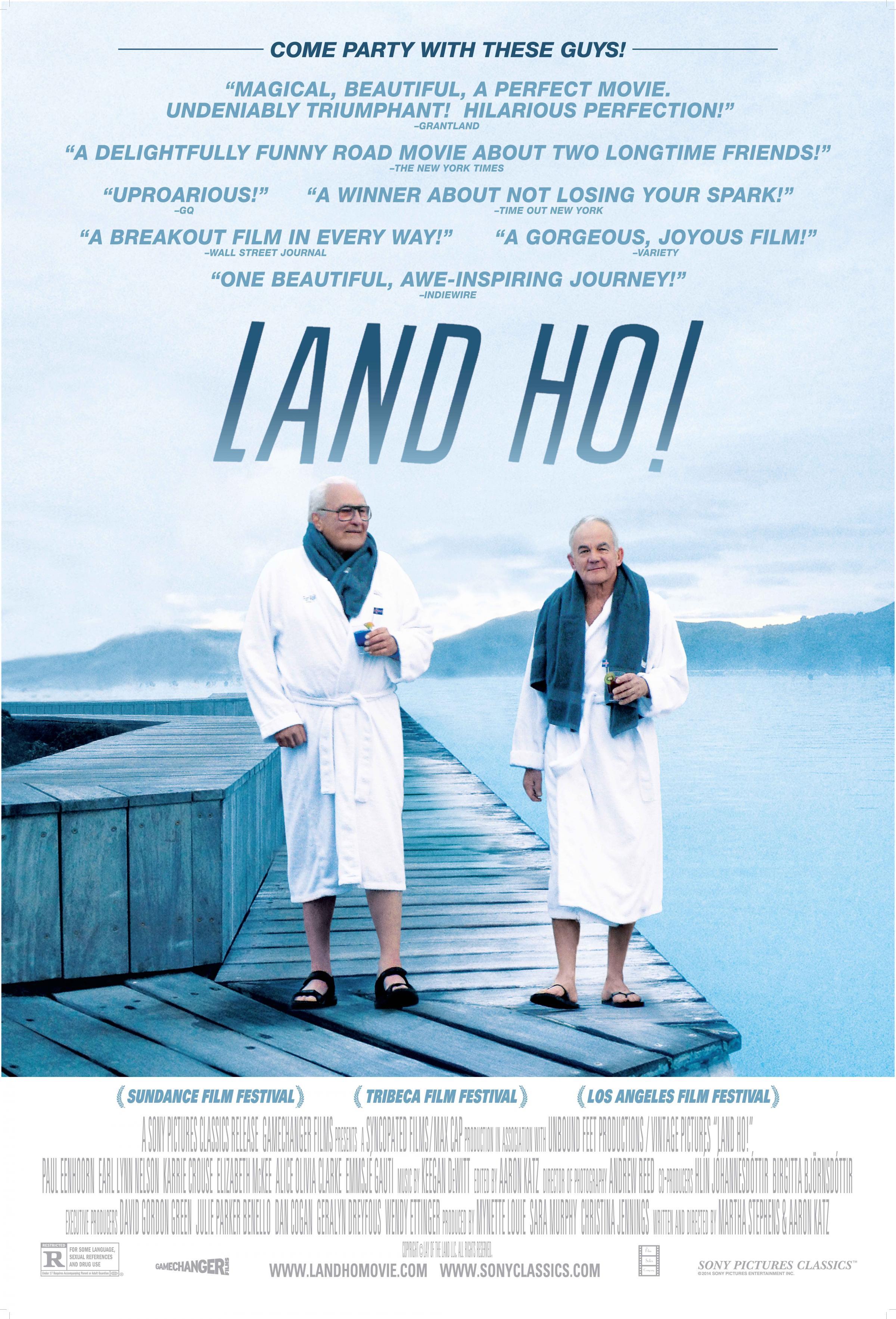 Land Ho (2014) Poster