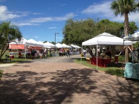 Market Day at Florida Tech