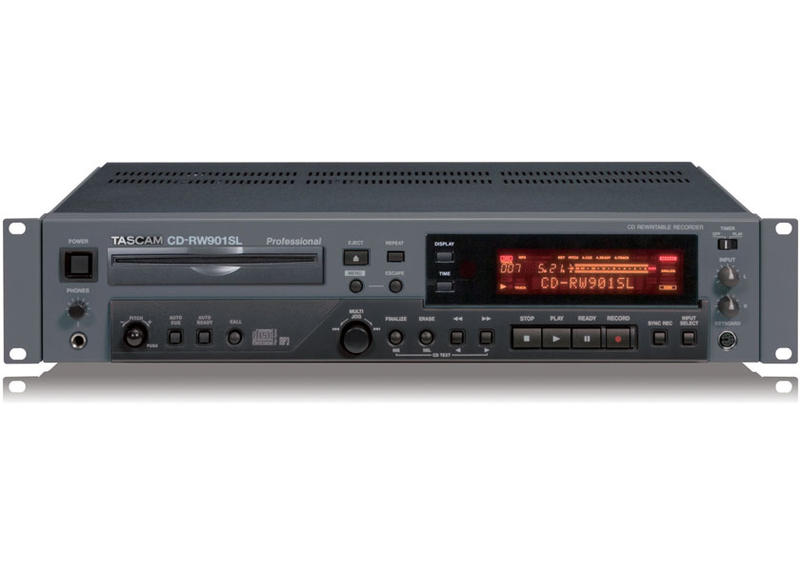 This CD player/recorder allows broadcasters to multitask with audio and other features while recording and doing playbacks, $770 each.