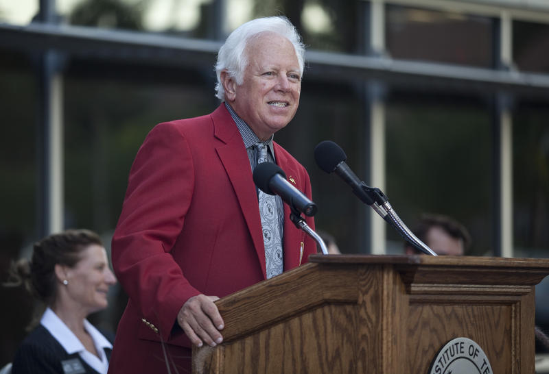Florida Tech president, Dr. Anthony Catanese