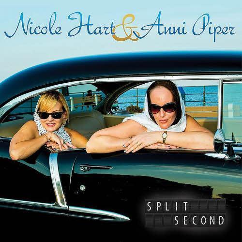 1.  Split Second by Nicole Hart & Anni Piper