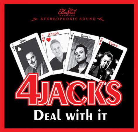 10. Deal With It by 4 Jacks