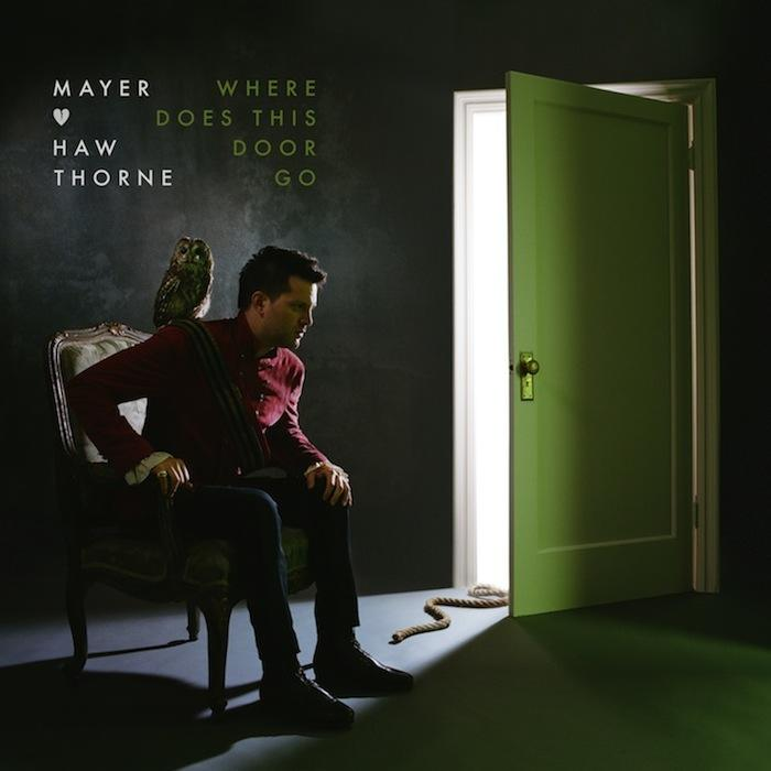 "Mayer Hawthorne's ""Where Does This Door Go?"""