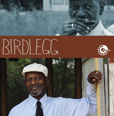 """Birdlegg's self titled album, """"Birdlegg"""""""