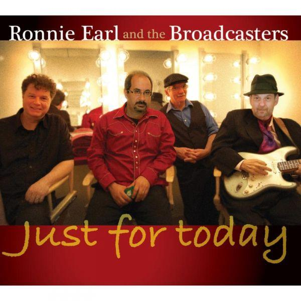 4.  Just For Today by Ronnie Earl