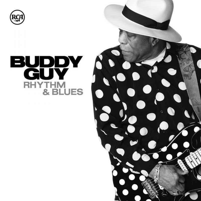 2.  Rhythm & Blues by Buddy Guy