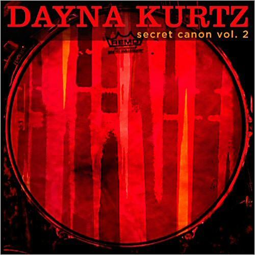 9.  Secret Canon Vol. 2 by Dayna Kurtz